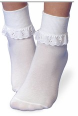 Jefferies Socks Eyelet Lace