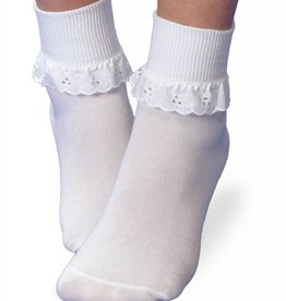 Jefferies Socks Eyelet Lace