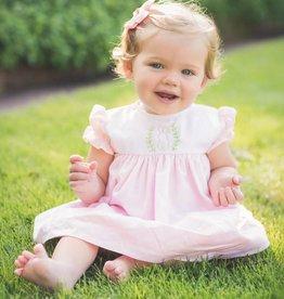 The Proper Peony Bentley Bunny Baby Dress