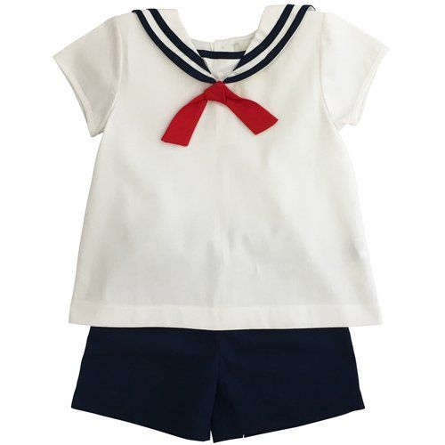 Pixie Lily Sailor Short Set
