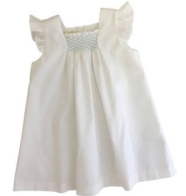Pixie Lily Smocked Pique Dress