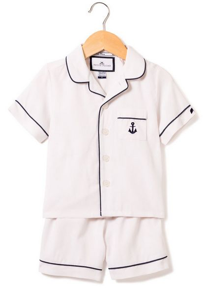 Petit Plume Anchor Short Set
