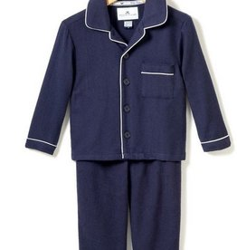 Petit Plume Classic Navy Pajamas