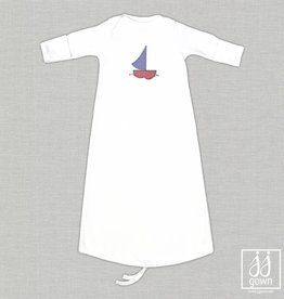 JJ Gown Sailboat
