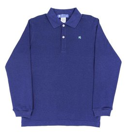 J Bailey Long Sleeved Polo