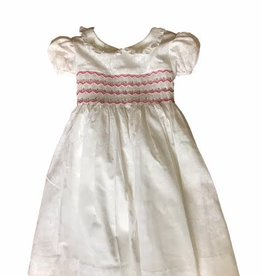 Antoinette Paris White Papillon Dress