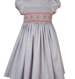 Antoinette Paris Pearl Gray Penelope Dress