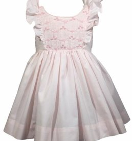 Antoinette Paris Pink Netti Dress