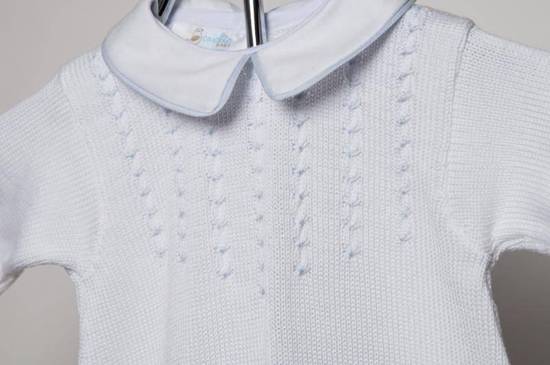 Cuclie Classic White Gown
