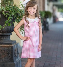 The Oaks Rylee Check Dress