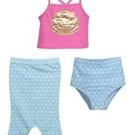Flap Happy Mermaid Ocean Tails Set