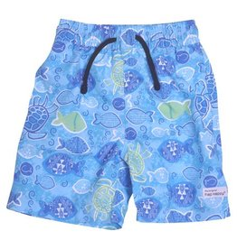 Flap Happy Tropical Turtle Trunks