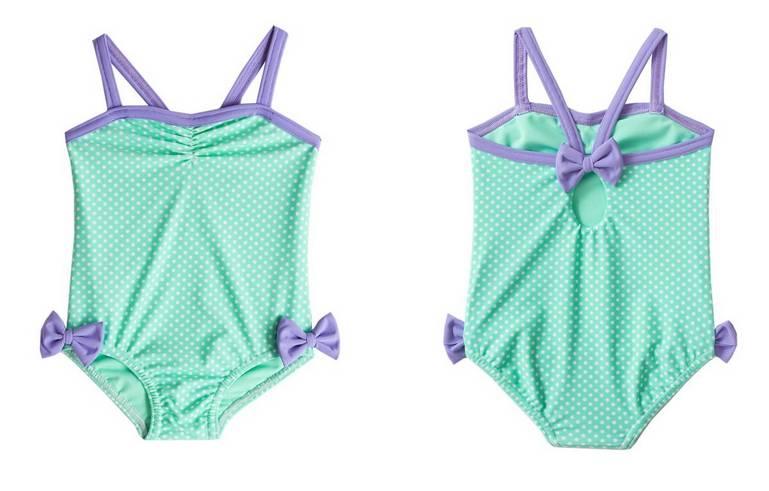 FrouFrou Jacklyn Purple Mint Swimsuit