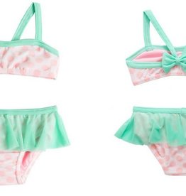 FrouFrou Lily Pink Mint Swimsuit