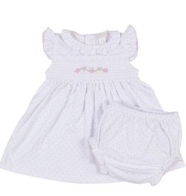 Kissy Kissy Daisies Dress Set