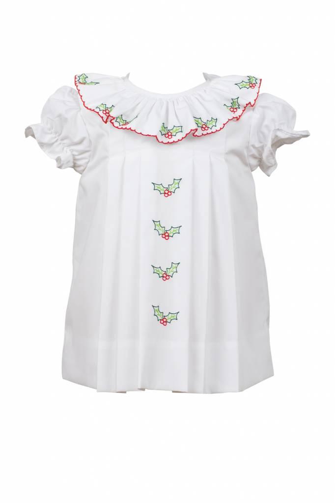 The Proper Peony Joyful Holly Dress
