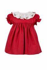The Proper Peony Winterberry Dress