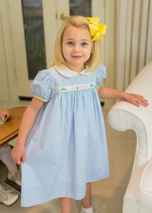 Lullaby Set Back to School Dress