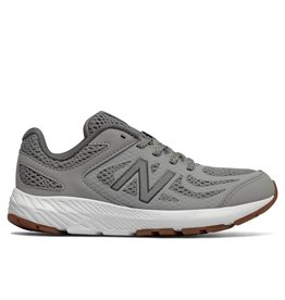 New Balance Grey Youth (Tie)