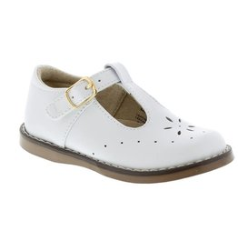 Footmates Sherry White