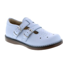 Footmates Danielle Light Blue