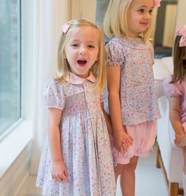 Lullaby Set Floral Smocked Dress