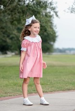 James & Lottie Amelia Dress Mauve