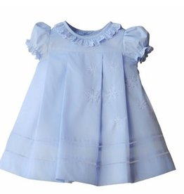 Sophie & Lucas Snowflake Ruffle Dress