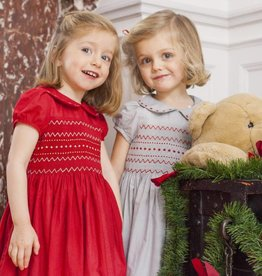 Antoinette Paris Eugenia Red Dress