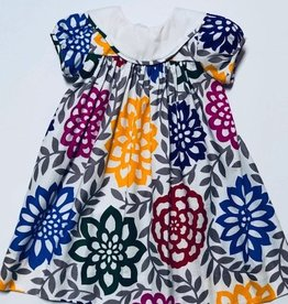 LeZaMe Loula Dress Flower Power