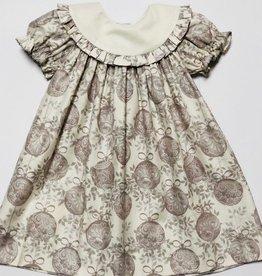 LeZaMe Loula Ornament Dress
