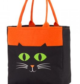 Cat Character Tote