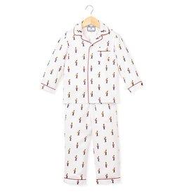 Petite Plume Toy Soldier Pajamas
