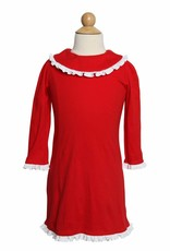 Lila & Hayes Madeline Red Dress