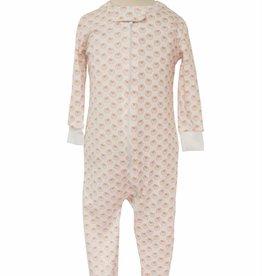 Lila & Hayes Parker Pumpkin Pajamas