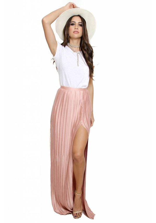 TJD Primavera Maxi Skirt
