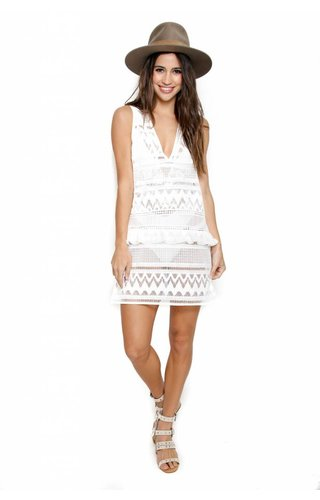 KISUII KISUII Maia Shift Dress