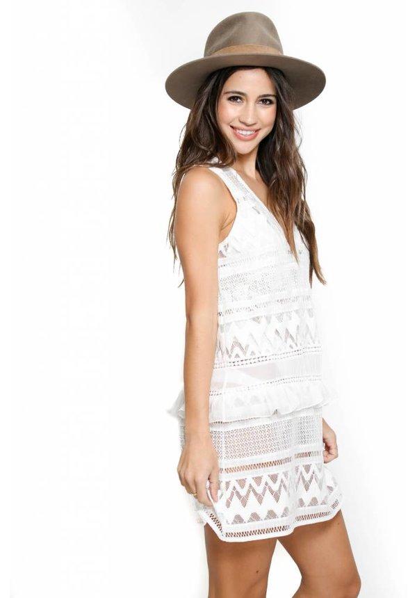 KISUII Maia Shift Dress