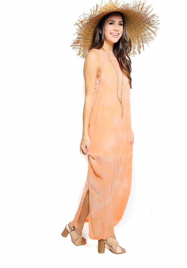 Lacausa Dad's Shirtdress Cabana Crepe