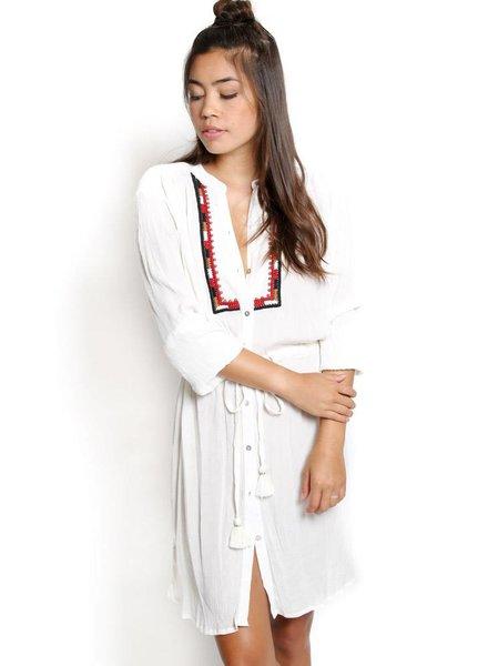 Piper Piper Devi Shirt Dress