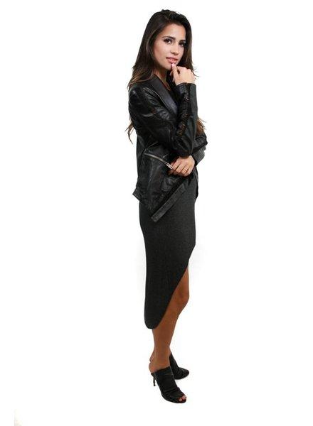 The JetSet Diaries TJD Saraya Leather Jacket