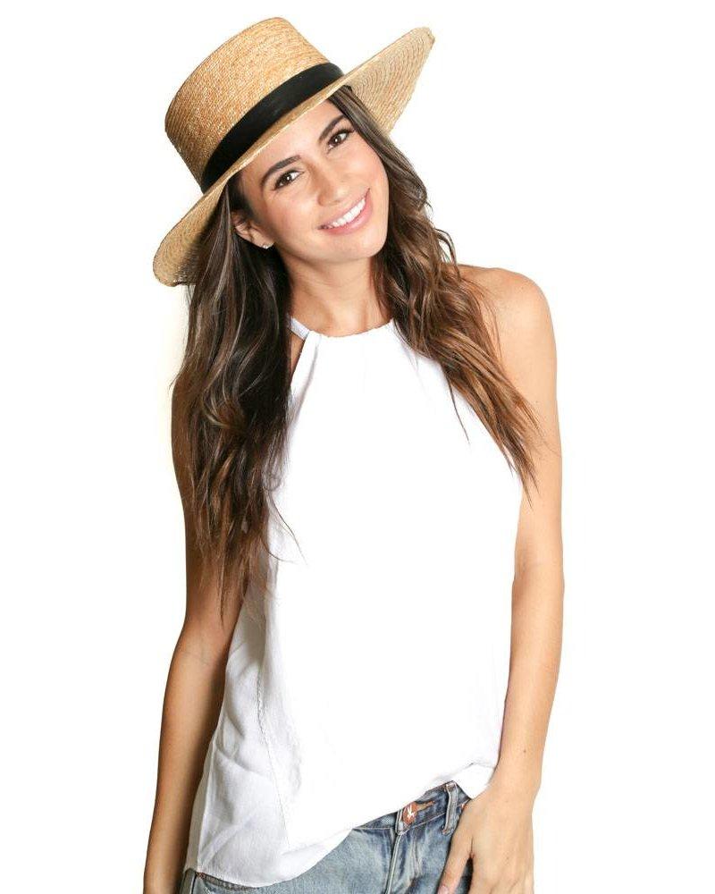 Janessa Leone Janessa Leone Klint Hat
