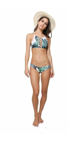 Stone Fox Swim Stone Fox Swim Iver Top