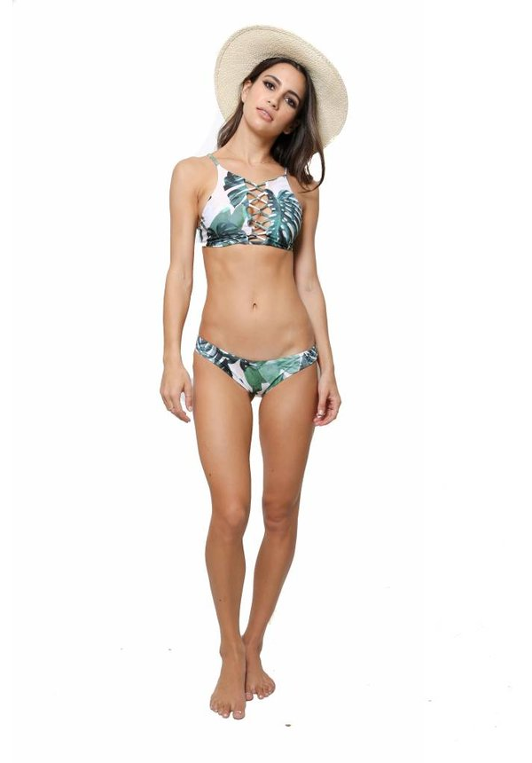 Stone Fox Swim Iver Top