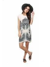 Laura Siegel Laura Siegel Clamp Dye Soft Dress