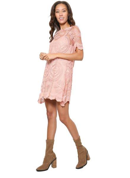 Jen's Pirate Booty Jen's Pirate Booty Veda Mini Dress