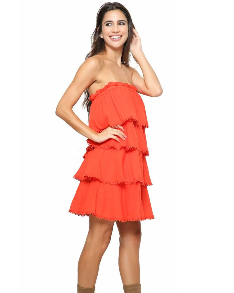 Red Carter Red Carter Allaire Dress