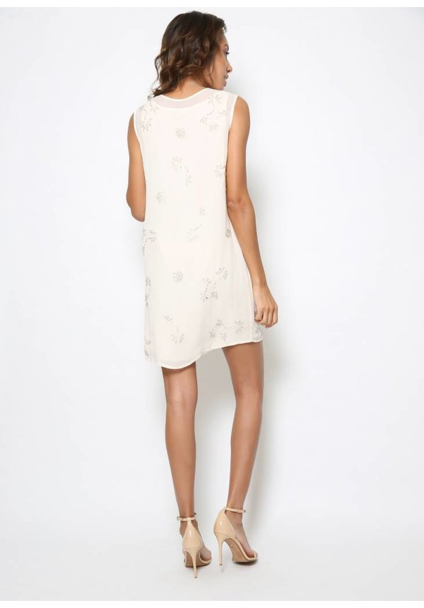 Chan Luu Georgette Shift Dress