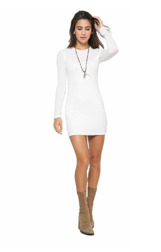 BLQ BASIQ BLQ Basiq Long Sleeve Mini Dress