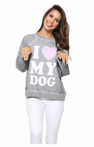 Wildfox Couture Wildfox Must Love Dogs Sommers Sweater